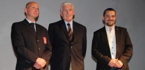 Robert Sycz, Jerzy Broniec, Tomasz Kucharski