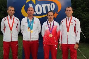 Medaliści olimpijscy