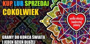 Wielka Orkiestra Świątecznej Pomocy - aukcje.wosp.org.pl
