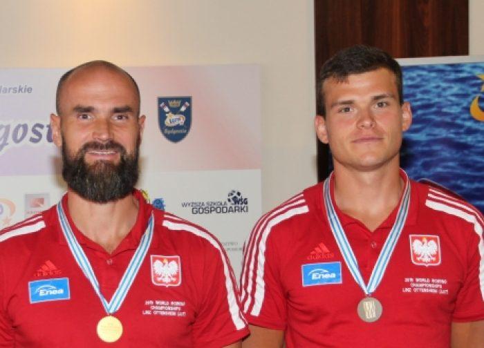 Dwa srebrne medale na Pucharze Świata w Zagrzebiu