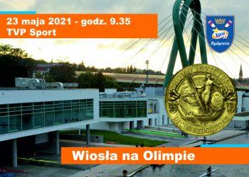 """""""Wiosła na Olimpie"""" w TVP Sport"""