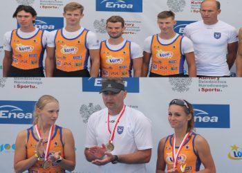 14 medali na ENEA Młodzieżowych Mistrzostwach Polski